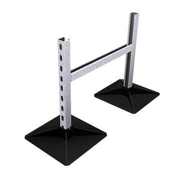 Roof Pro H Frame Supports