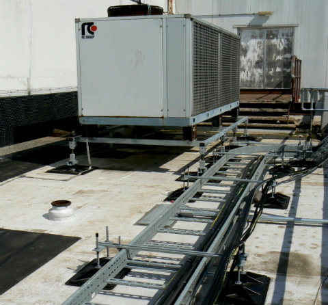 Roof Pro Condenser Unit Supports