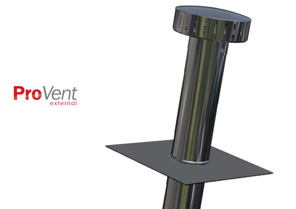 Roof Pro Ventilation Pipes